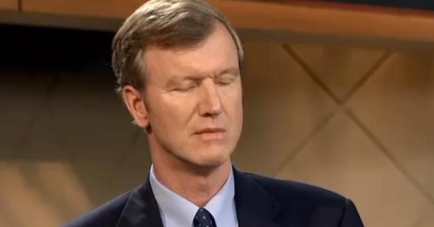 Scott Milne, eyes wide shut