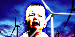 Actual piece of anti-wind propaganda from Ireland. I'm more afraid of Giant Baby than the turbines. But maybe the vibrations turned him into Babyzilla.