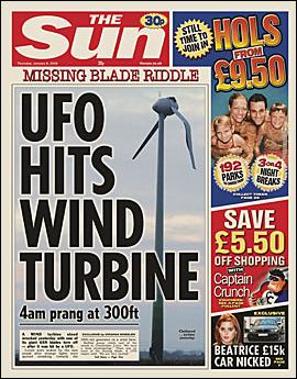 UFOTurbine